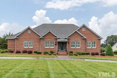 Knightdale Single Family Home Contingent: 1220 Bethlehem Road