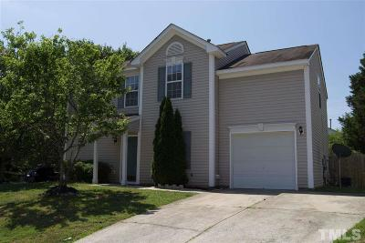 Raleigh Single Family Home For Sale: 6120 Saybrooke Drive
