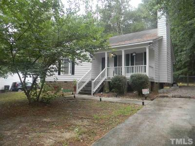 Knightdale Single Family Home For Sale: 1204 Amber Acres Lane
