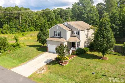 Granville County Single Family Home For Sale: 1220 Whitman Drive