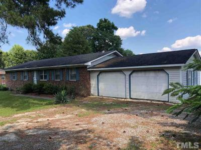 Johnston County Single Family Home For Sale: 208 Banner Street