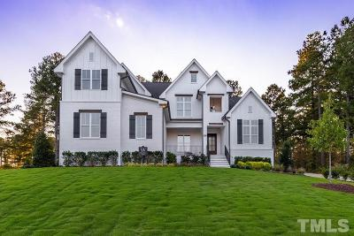 Wake Forest Single Family Home For Sale: 7617 Dover Hills Drive