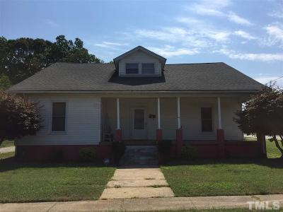 Graham Single Family Home Pending: 701 Sideview Street