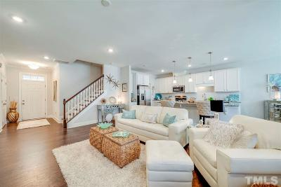 Durham County Townhouse For Sale: 203 Shale Creek Drive