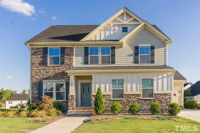 Holly Springs Single Family Home For Sale: 205 Ashland Hill Drive