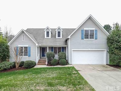Raleigh Single Family Home For Sale: 2324 Barton Oaks Drive