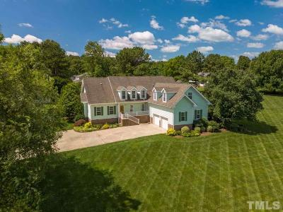 Mebane Single Family Home For Sale: 5917 Willow Oak Drive
