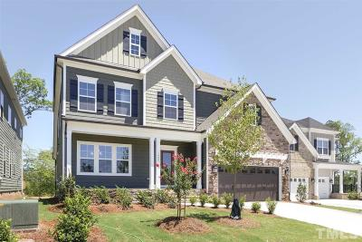 Wake County Single Family Home For Sale: 1925 Edgelake Place
