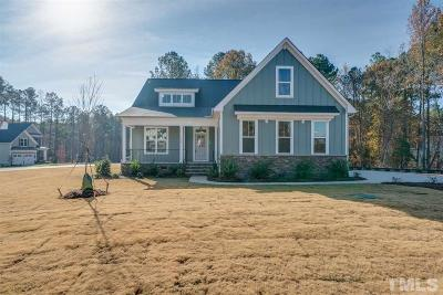 Wake Forest Single Family Home For Sale: 7416 Laurel Crest Drive