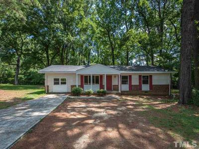 Knightdale Single Family Home For Sale: 309 Dale Place