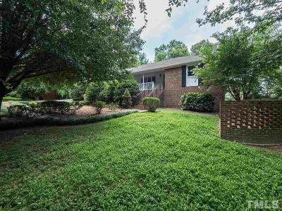 Knightdale Single Family Home For Sale: 229 Whitfield Street