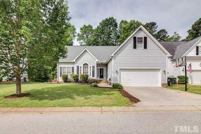 Raleigh NC Single Family Home For Sale: $425,000