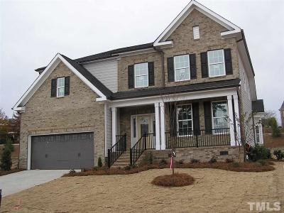 Wake County Single Family Home Pending: 1849 Amberly Ledge Way