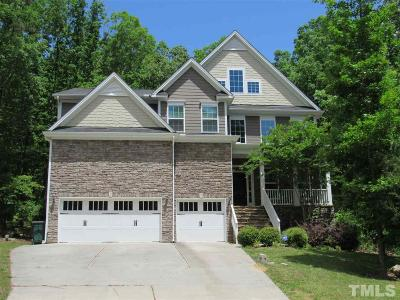Chatham County Rental For Rent: 68 Little Bend Court