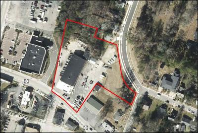 Wake County Commercial For Sale: 303 E Roosevelt Avenue