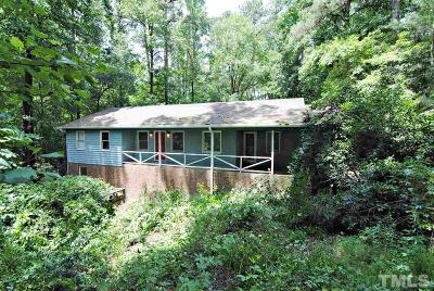 Cary Single Family Home For Sale: 6900 Wade Drive