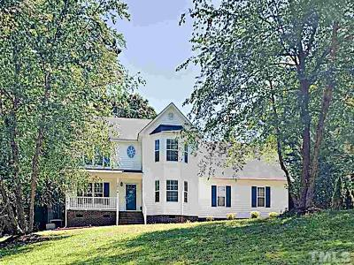 Clayton Single Family Home For Sale: 101 Creekbend Circle