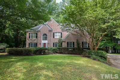 Carrboro Single Family Home For Sale: 101 Orchard Lane