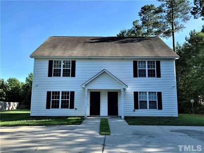 Johnston County Multi Family Home For Sale: 718-720 Campground Road