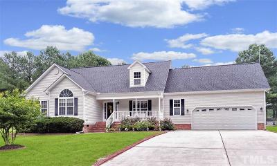 Johnston County Single Family Home For Sale: 65 Bunny Drive