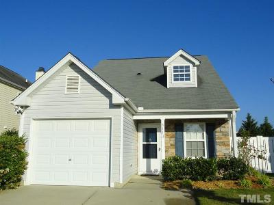 Raleigh Single Family Home For Sale: 8113 Bright Oak Trail