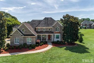 Raleigh Single Family Home For Sale: 12404 Bayleaf Church Road