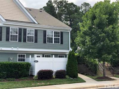 Wake Forest Townhouse Contingent: 1254 Legacy Greene Avenue