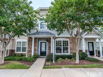 Raleigh Townhouse For Sale: 2241 Banks Hill Row