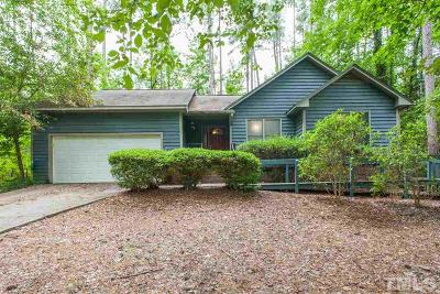 Sanford NC Single Family Home For Sale: $134,900