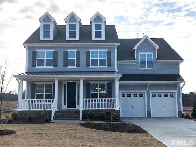 Wake Forest Single Family Home Pending: 1424 Sweetclover Drive
