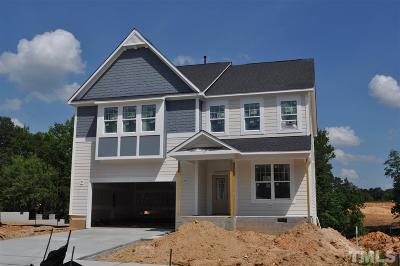 Wake Forest Single Family Home For Sale: 1004 Goldfinch Nest Court
