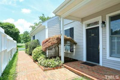 Pittsboro Single Family Home For Sale: 6 W Madison