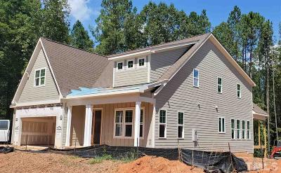 Apex NC Single Family Home For Sale: $599,900