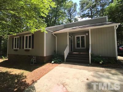 Cary Single Family Home For Sale: 803 NW Maynard Road