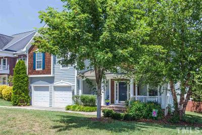 Wake Forest Single Family Home For Sale: 1417 Green Edge Trail