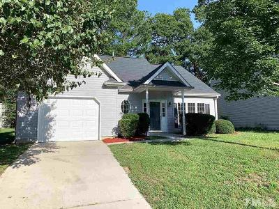 Raleigh Single Family Home For Sale: 617 Hanska Way