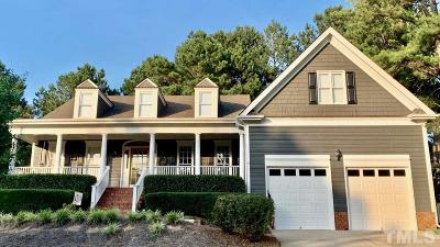 Wake Forest Single Family Home For Sale: 1013 Binkley Chapel Court