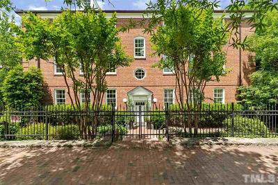 Chapel Hill Condo For Sale: 213 E Franklin Street #204