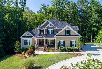 Clayton Single Family Home For Sale: 83 Chestertown Court