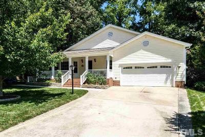 Chapel Hill Single Family Home Contingent: 103 Chesapeake Way