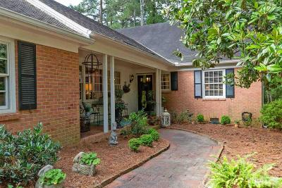 Raleigh Single Family Home For Sale: 3336 Coleridge Drive