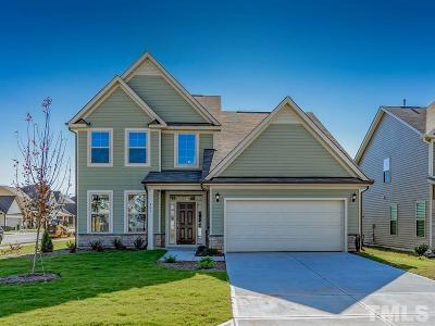 Johnston County Single Family Home For Sale: 365 Dando Street #365