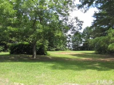 Lee County Residential Lots & Land Contingent: Lee Avenue