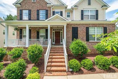 Apex Single Family Home For Sale: 3000 Wolfs Bane Drive