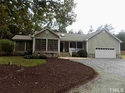 Single Family Home For Sale: 5365 N Nc 49