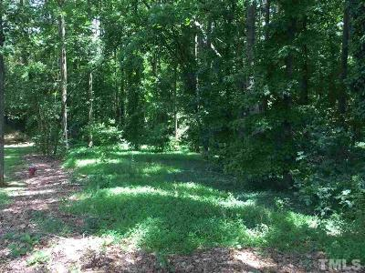 Chatham County Residential Lots & Land For Sale: Green Hill Drive