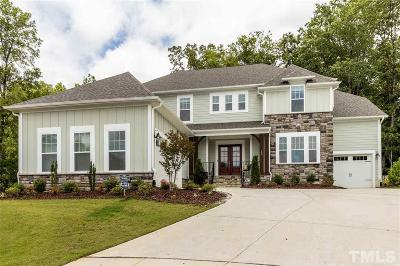 Wake County Single Family Home For Sale: 309 Queens Plate Court