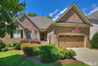 Pittsboro Single Family Home For Sale: 180 Autumn Chase