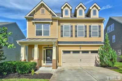 Raleigh NC Single Family Home For Sale: $279,900