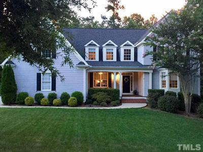 Chapel Hill Single Family Home For Sale: 384 Bear Tree Creek